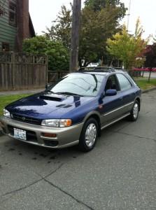 2001 Subaru Impreza For Sale