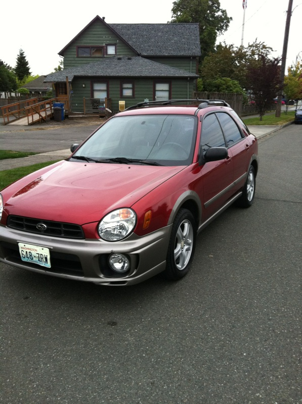 2002 subaru impreza for sale awd auto sales. Black Bedroom Furniture Sets. Home Design Ideas