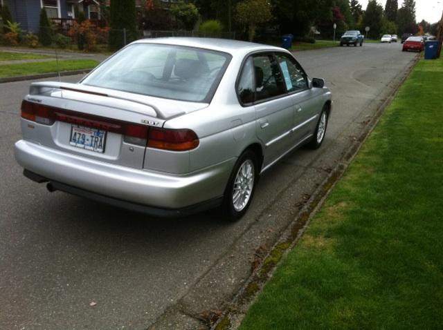 1997 subaru legacy gt automatic awd auto sales