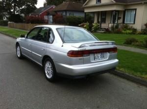 1997 Subaru Legacy GT For Sale