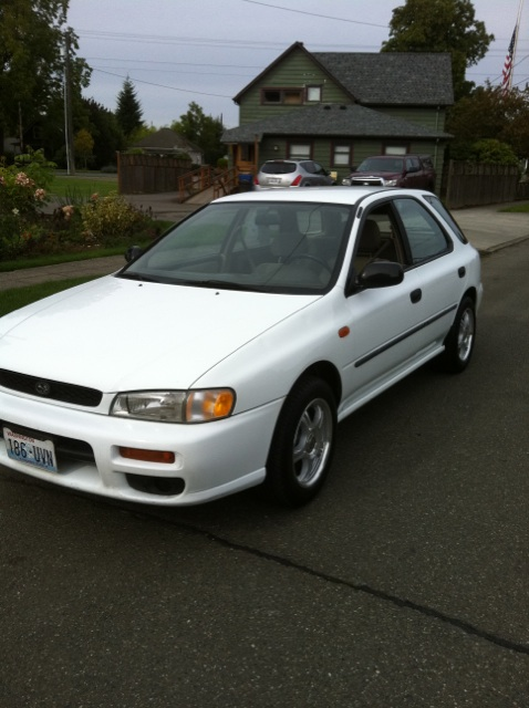 1999 subaru impreza for sale awd auto sales. Black Bedroom Furniture Sets. Home Design Ideas