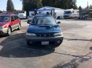1997 Subaru Legacy Outback