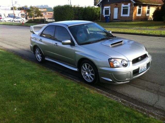 2005 subaru impreza sti for sale awd auto sales. Black Bedroom Furniture Sets. Home Design Ideas