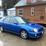 2002 Subaru Impreza WRX Wagon For Sale