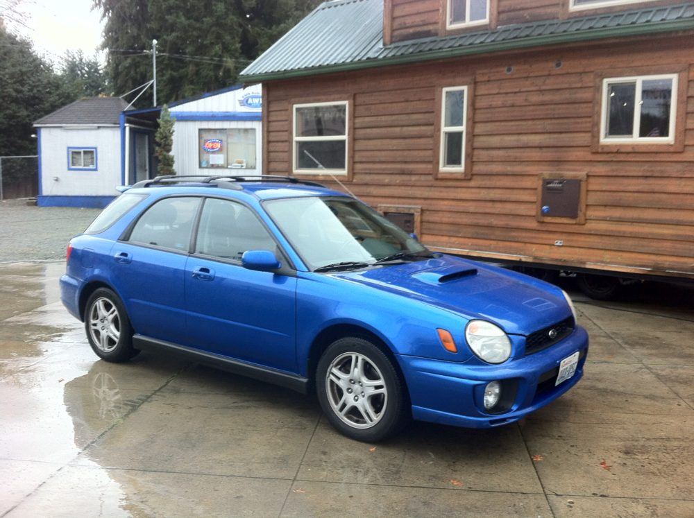 2002 Subaru Impreza WRX Wagon For Sale in Seattle – AWD Auto Sales