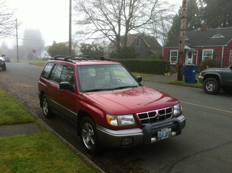 1998 Subaru Forester for Sale