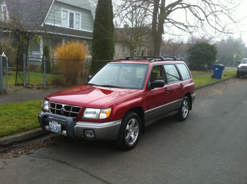 1998 Subaru Forester For Sale in Seattle