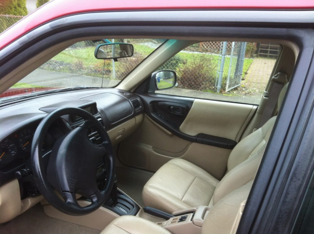 subaru forester for sale in seattle awd auto sales. Black Bedroom Furniture Sets. Home Design Ideas