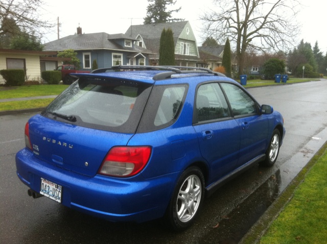 2002 Subaru Impreza WRX Wagon For Sale – AWD Auto Sales