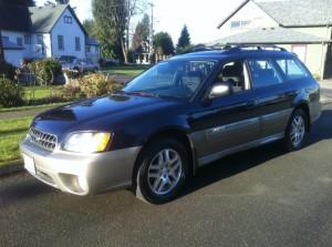 2004 Subaru Outback For Sale