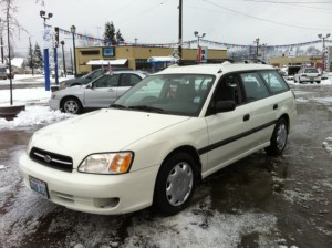 2001 Subaru Legacy for sale
