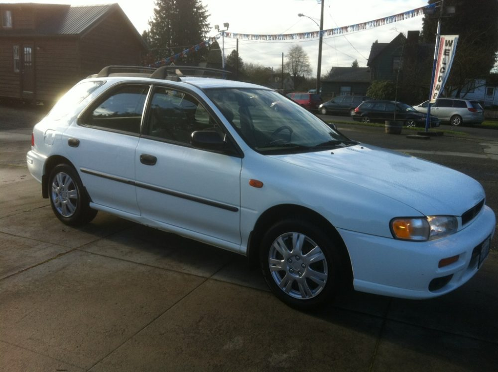 1997 Subaru Impreza Wagon Awd Auto Sales