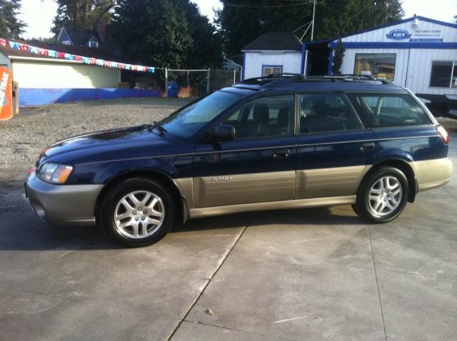 2003 Subaru Outback For Sale Awd Auto Sales