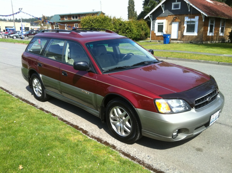 2002 subaru outback for sale awd auto sales. Black Bedroom Furniture Sets. Home Design Ideas
