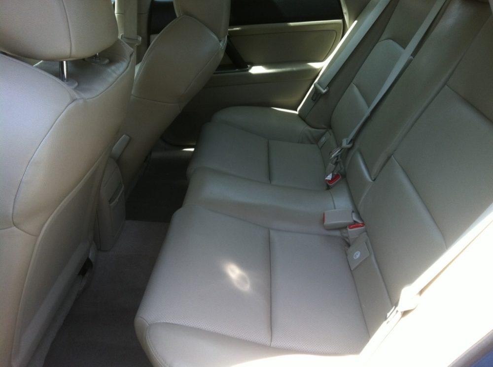Subaru Legacy GT Leather