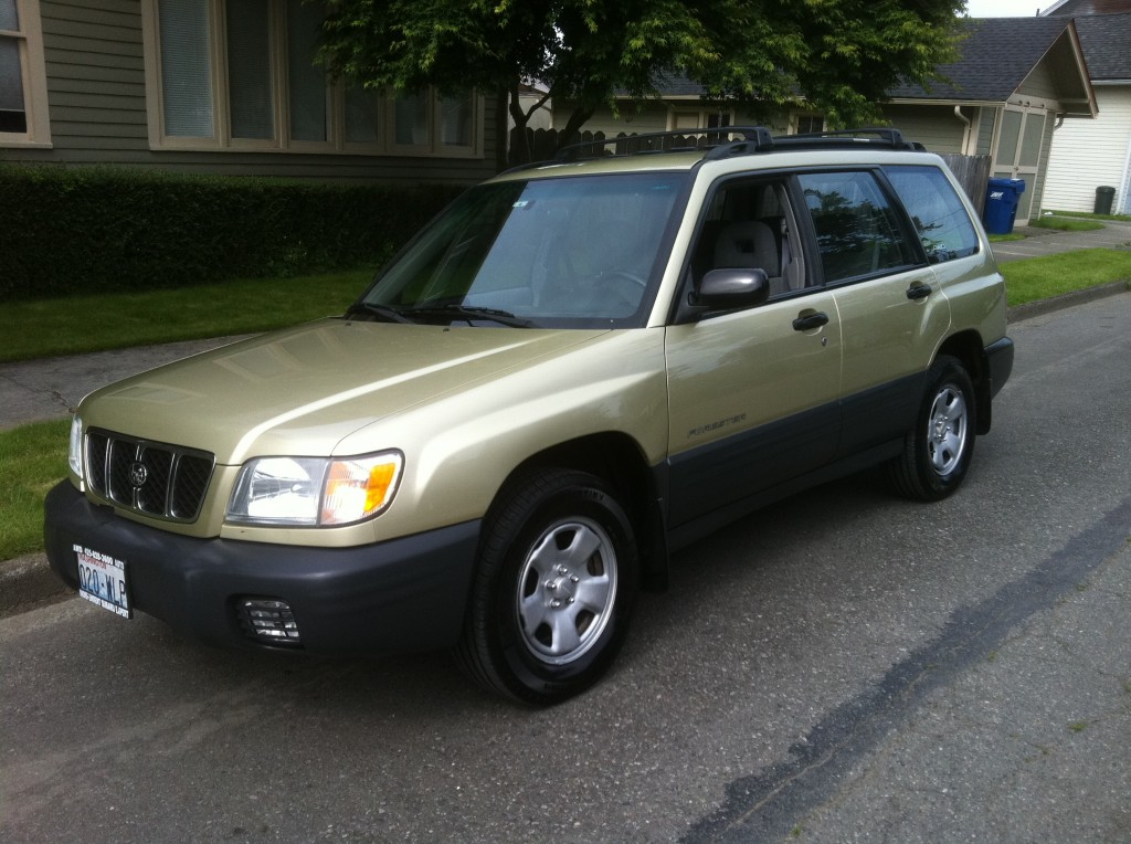 2001 Subaru Forester For Sale Awd Auto Sales