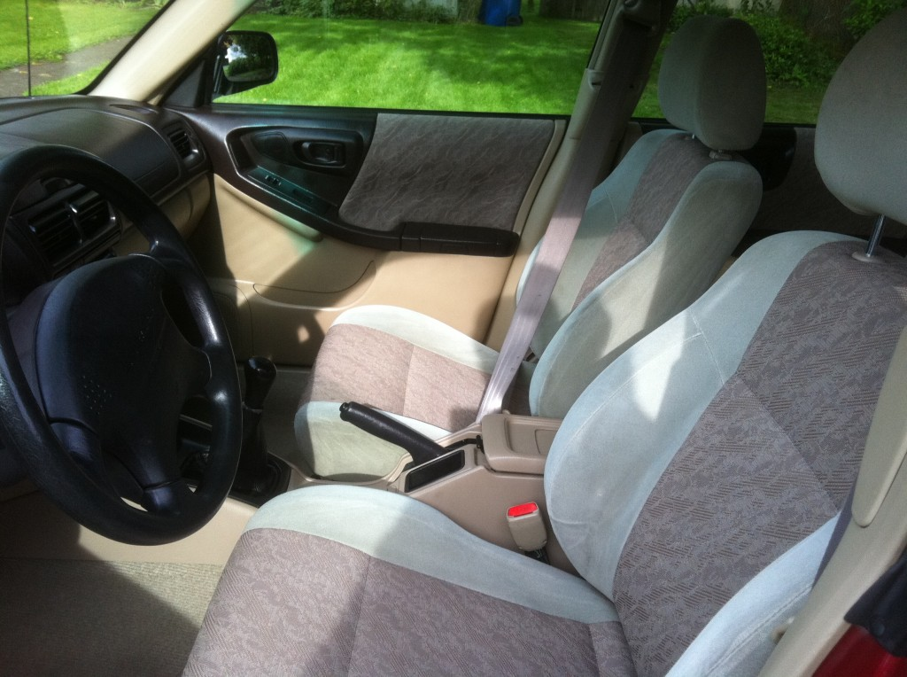 1999 Subaru Forester Awd Auto Sales