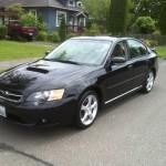 2005 legacy gt sedan