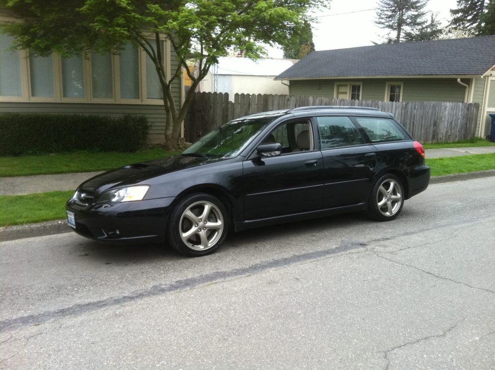2005 Subaru Legacy Gt Wagon 187 Awd Auto Sales
