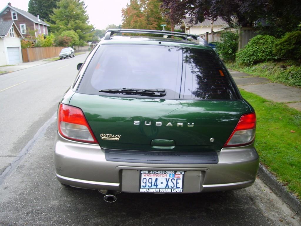 100 2008 Subaru Impreza Outback Sport Repair Manual