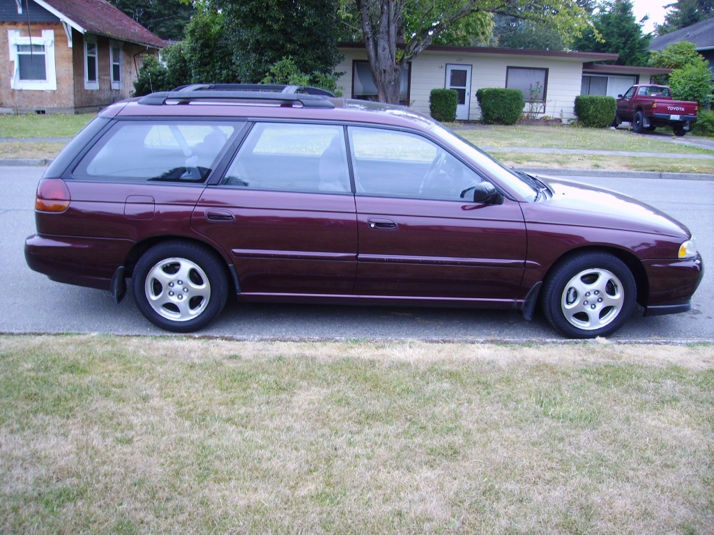 1999 Subaru Legacy 30th Anniversary Edition Awd Auto Sales
