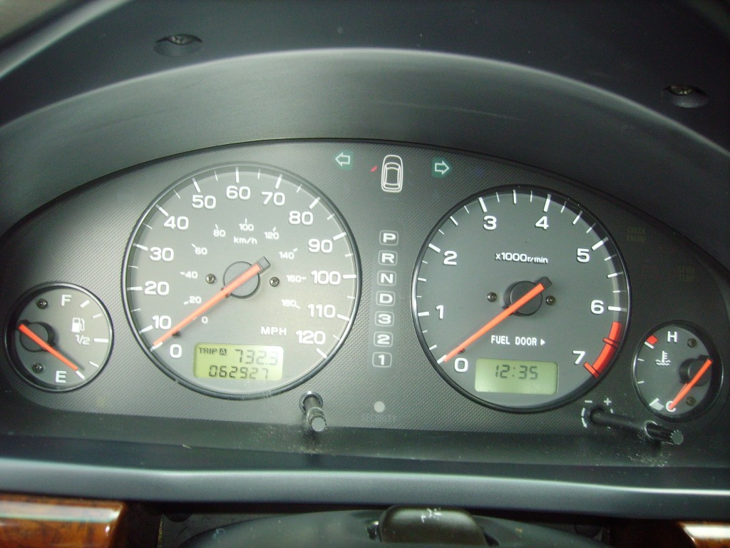 2001 Subaru Outback Sedan