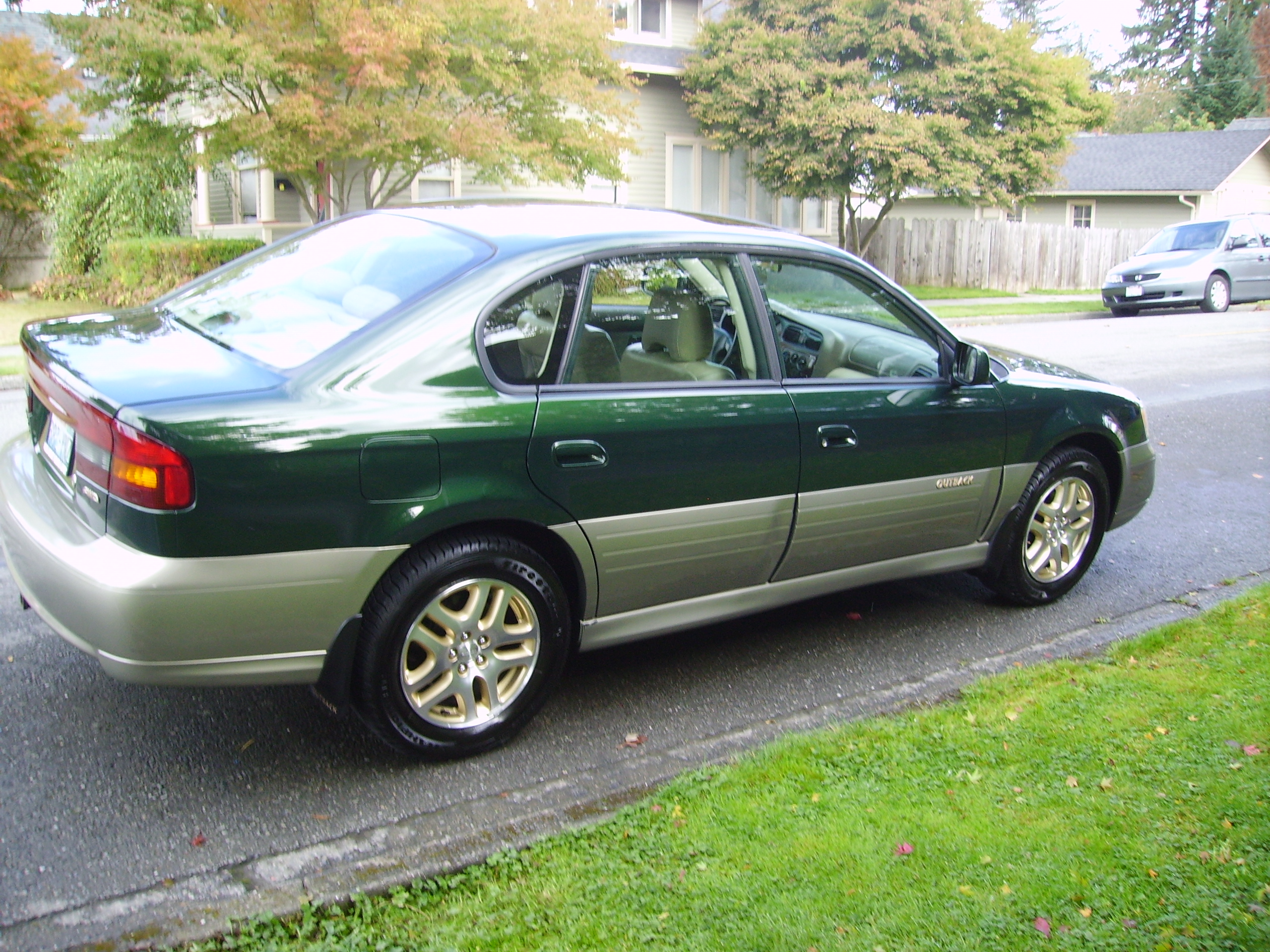 2001 Subaru Outback Sedan Awd Auto Sales