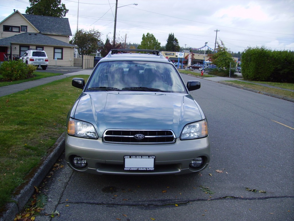 2000 subaru outback wagon awd auto sales. Black Bedroom Furniture Sets. Home Design Ideas