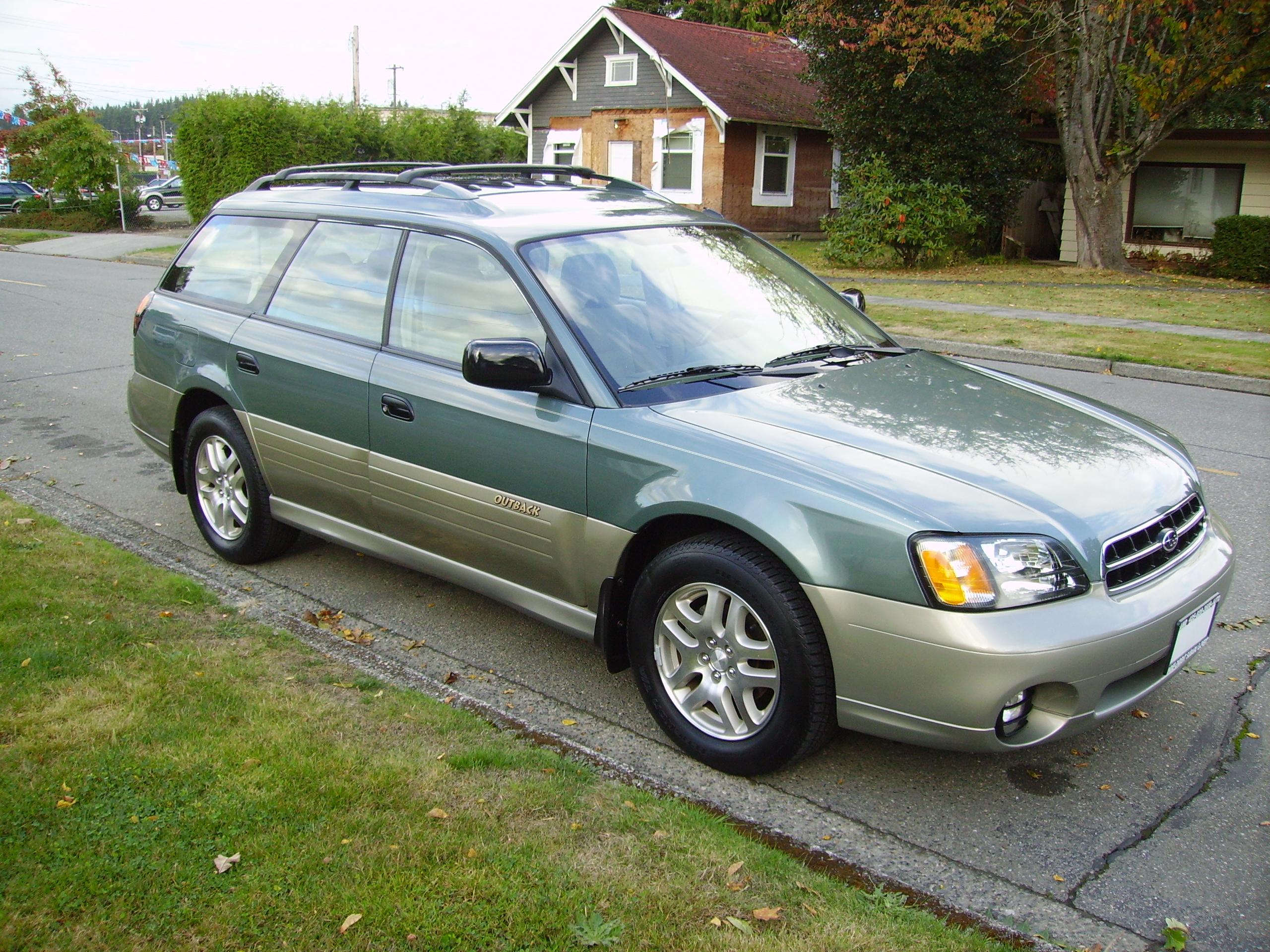 Subaru outback awd auto sales 2000 subaru outback vanachro Gallery