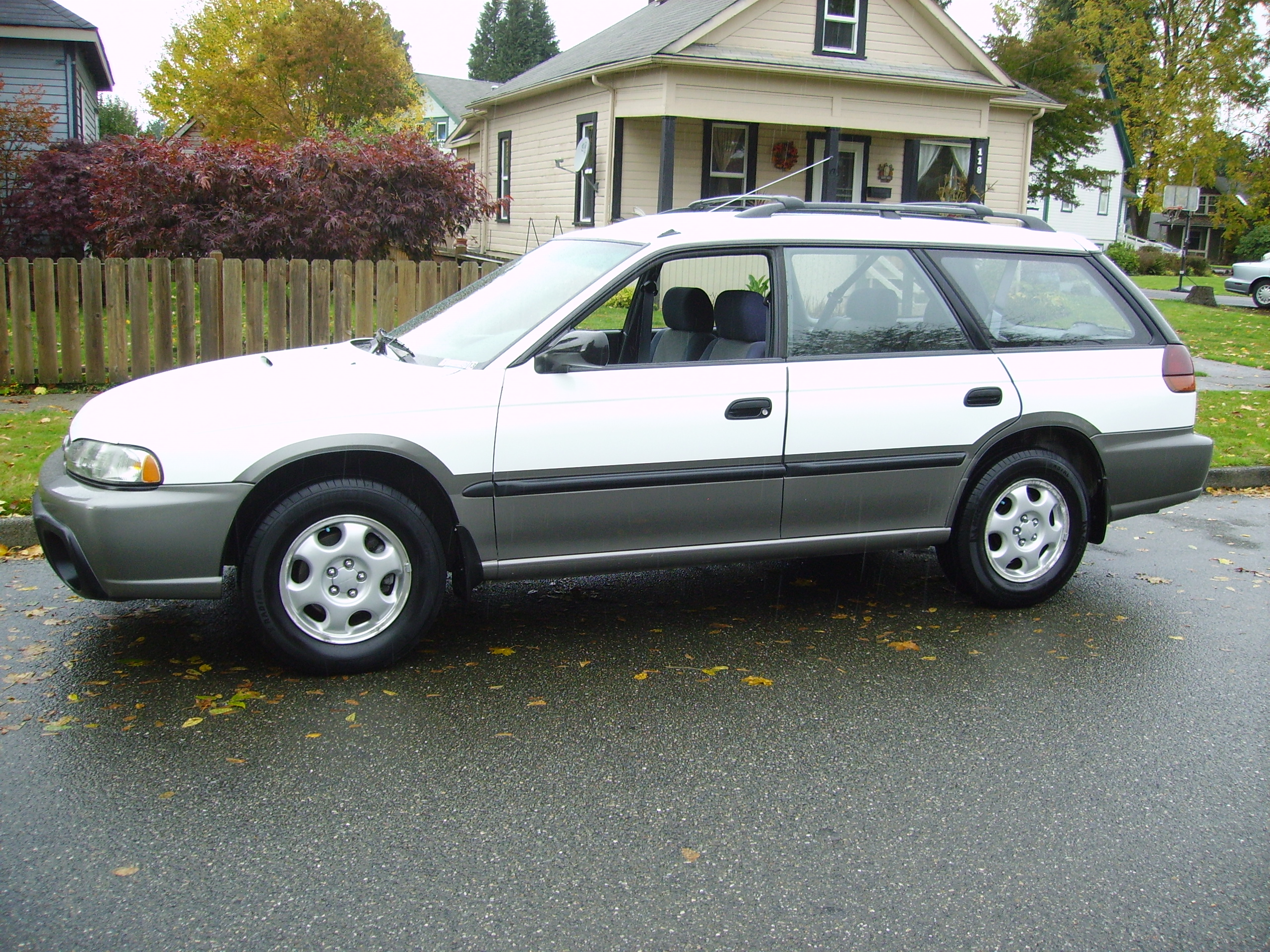 1997 subaru outback value