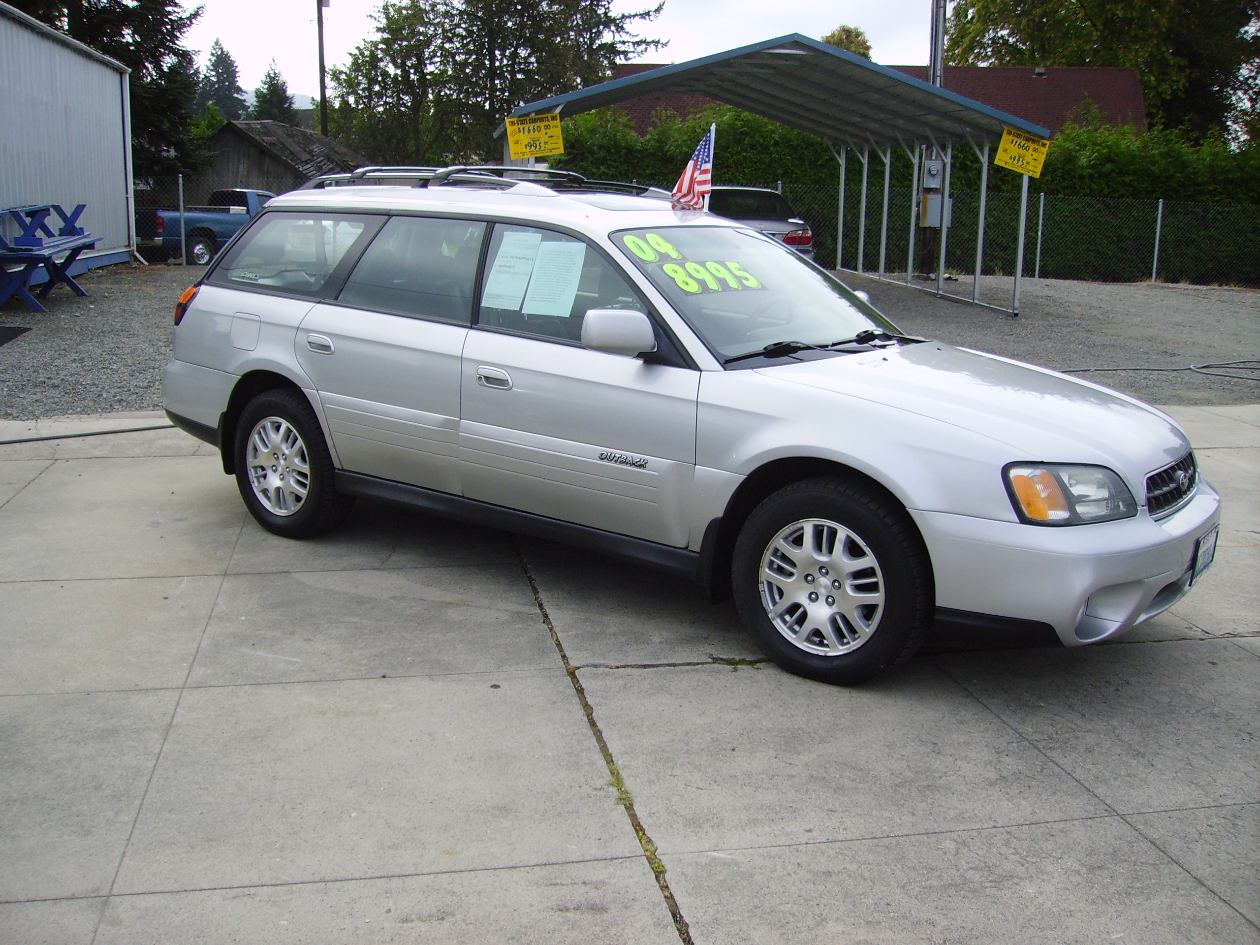 2004 subaru outback limited awd auto sales 2004 subaru outback limited vanachro Image collections