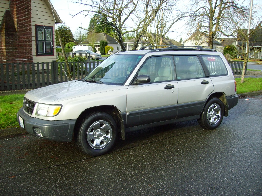 2000 subaru forester for sale awd auto sales. Black Bedroom Furniture Sets. Home Design Ideas
