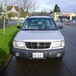 2000 Subaru Forester For Sale