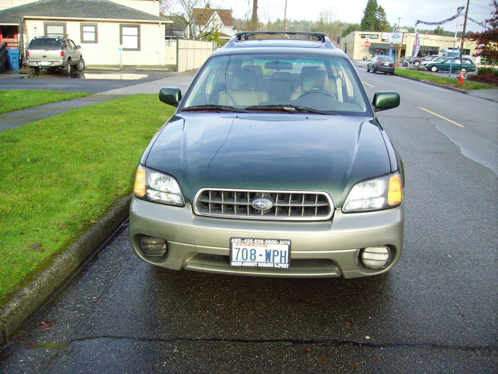 2003 subaru outback limited for sale awd auto sales subaru outback limited in green vanachro Gallery