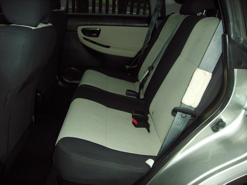 2005 Saab Aero Interior