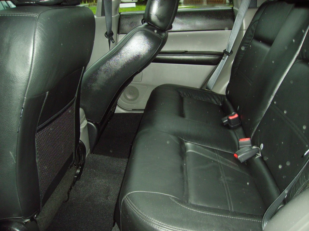 2005 Forester XT Interior