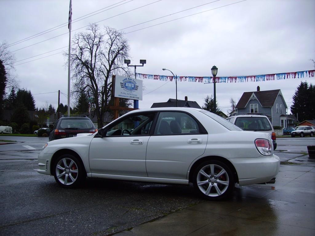 Awd auto sales awd auto sales independent subaru sales find a 2007 subaru impreza wrx vanachro Images
