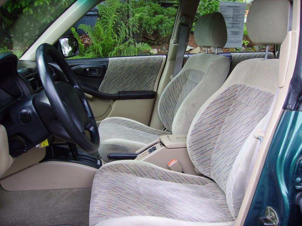 1999 Subaru Forester