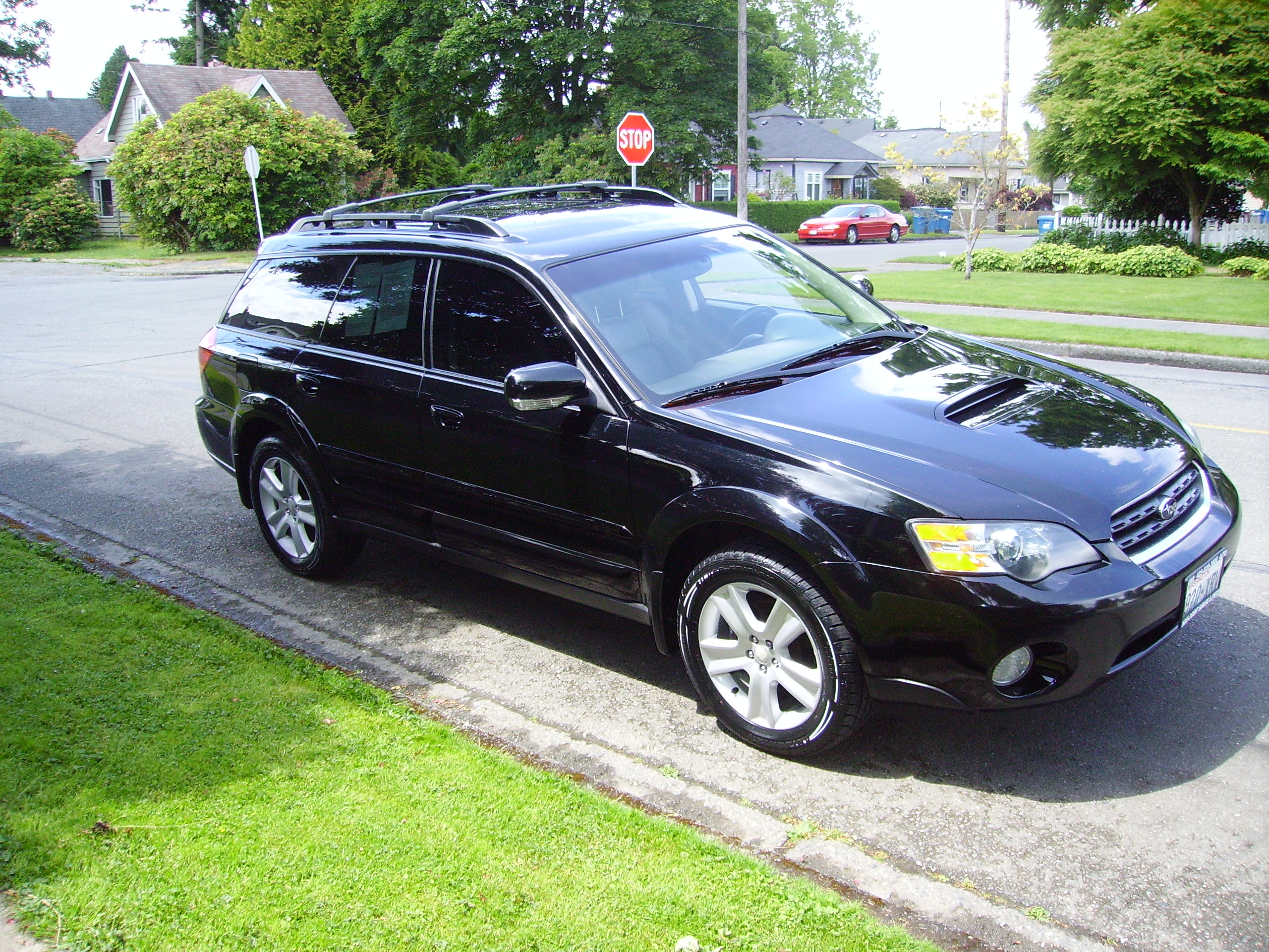 2005 subaru outback xt in black awd auto sales 2005 outback xt vanachro Gallery
