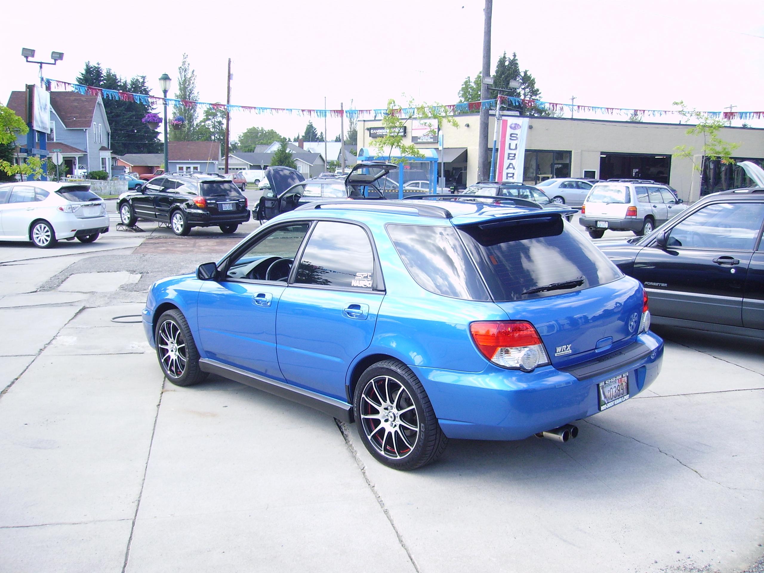 2004 Subaru Impreza WRX Wagon – AWD Auto Sales