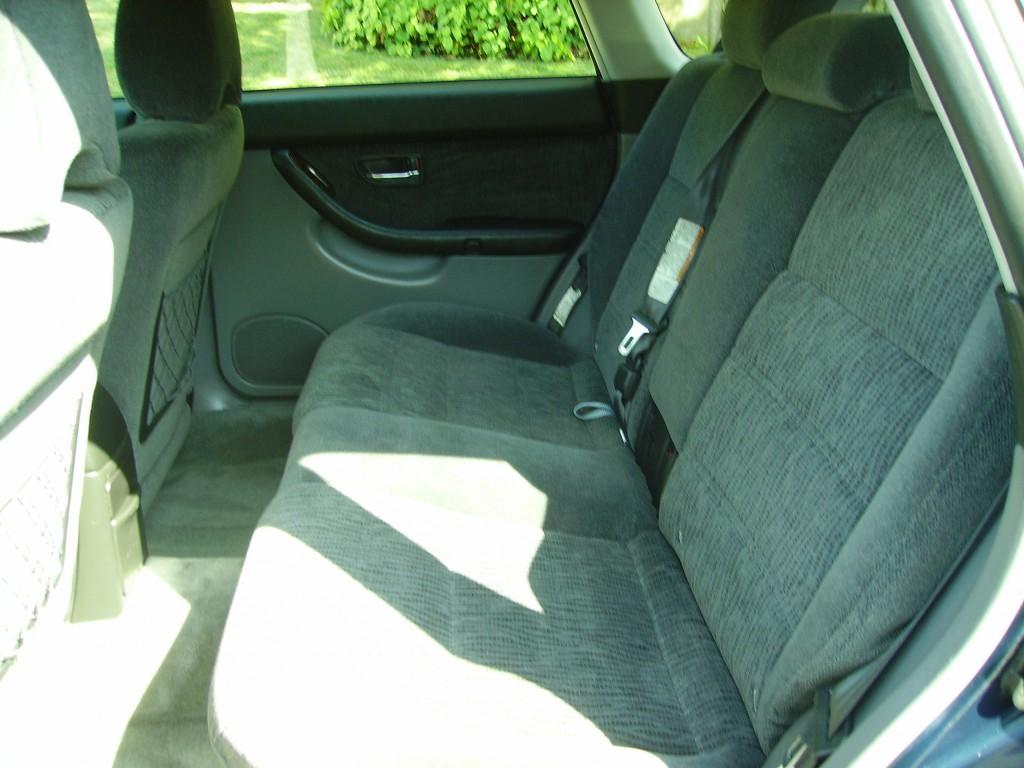 2002 Subaru Outback Interior