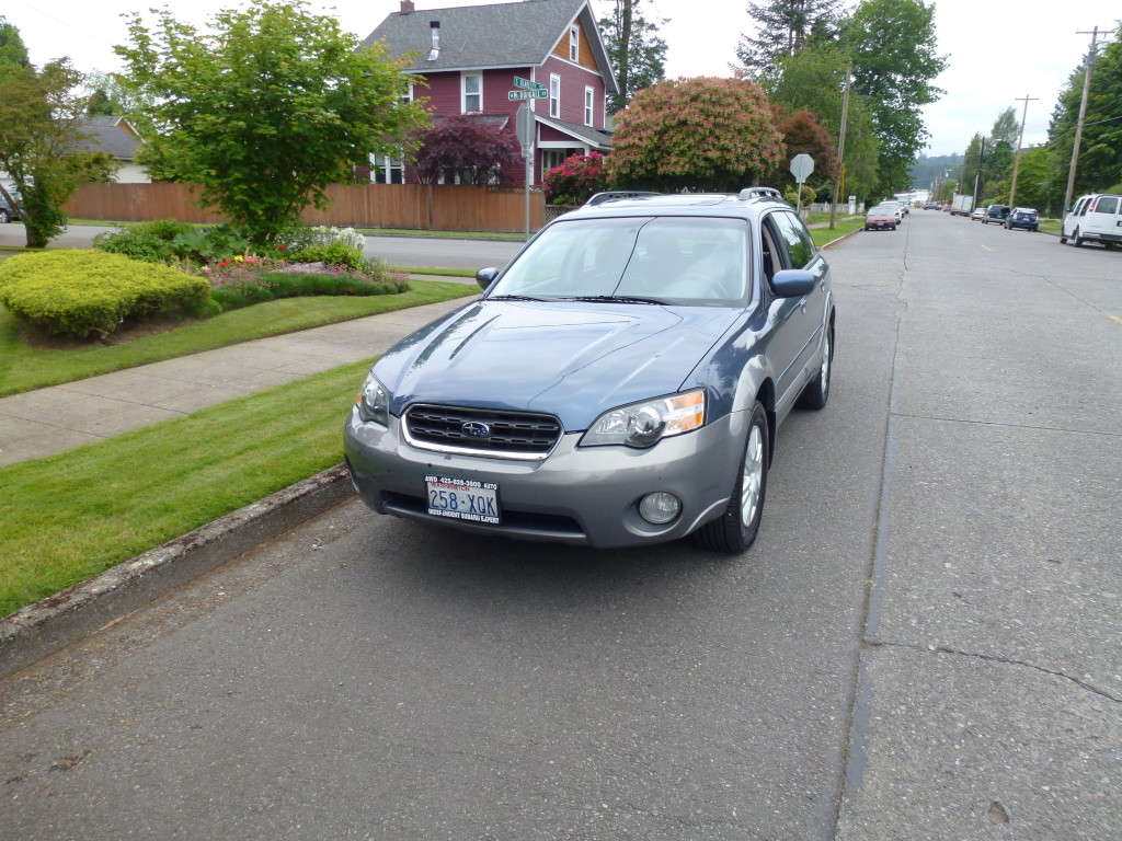 2005 Subaru Outback Limited