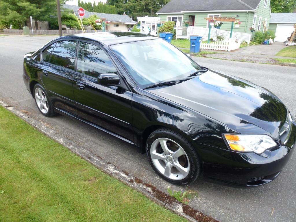 2006 Subaru Legacy Sedan