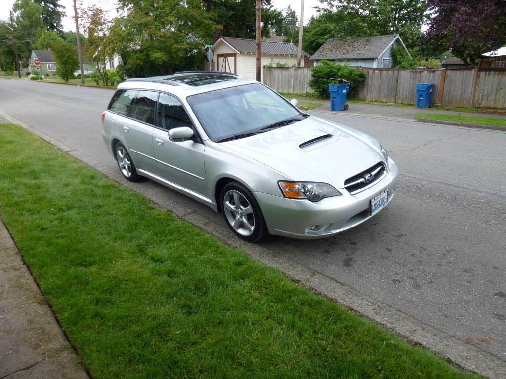 rare 2005 subaru legacy gt wagon for sale awd auto sales. Black Bedroom Furniture Sets. Home Design Ideas