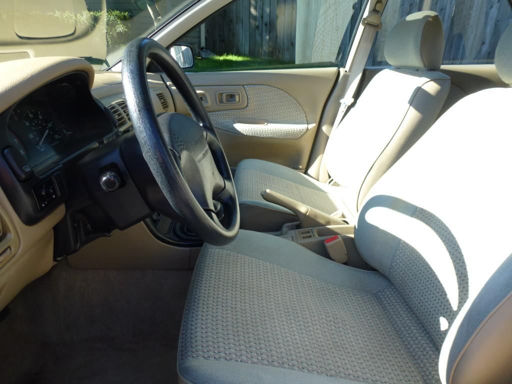 1997 Subaru Impreza 2.2l