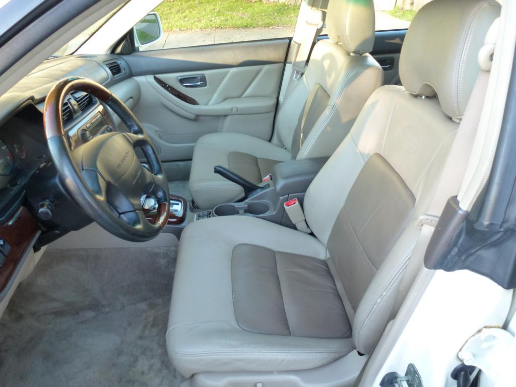 2002 Subaru Outback LL Bean