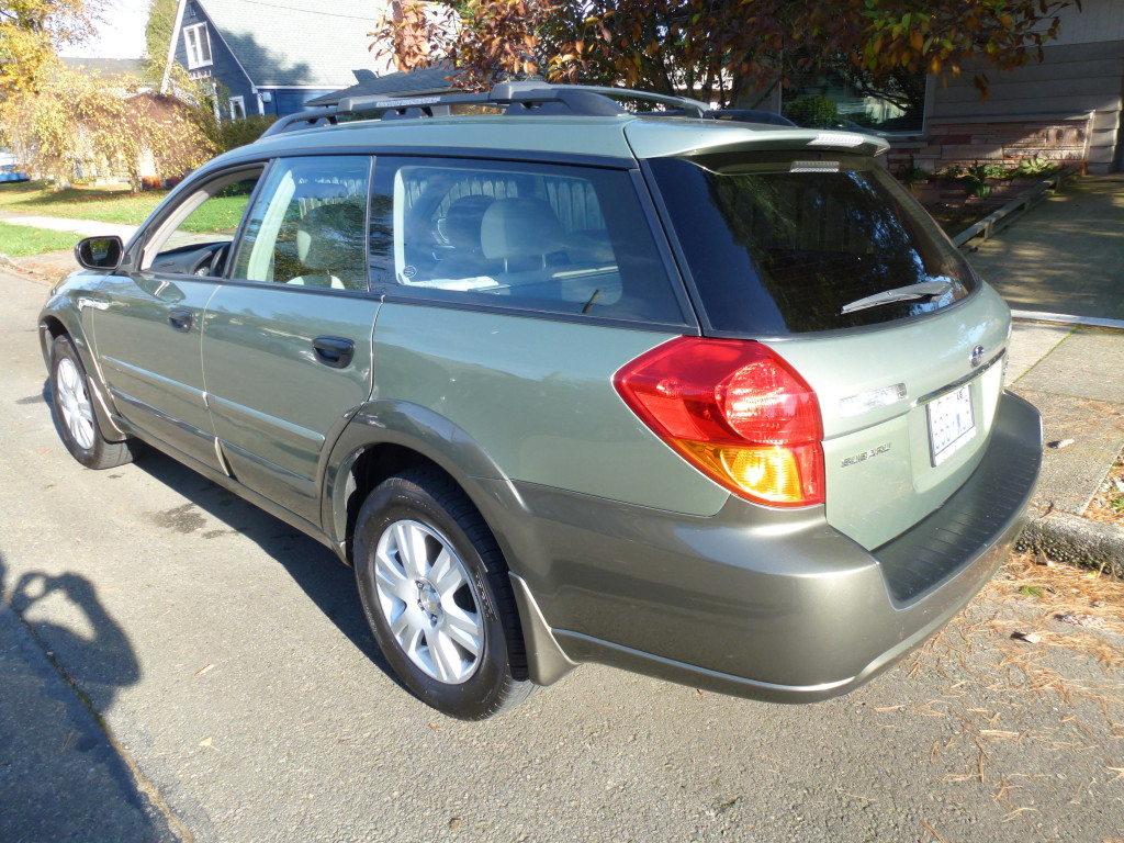 05 & 06 OUTBACK 604