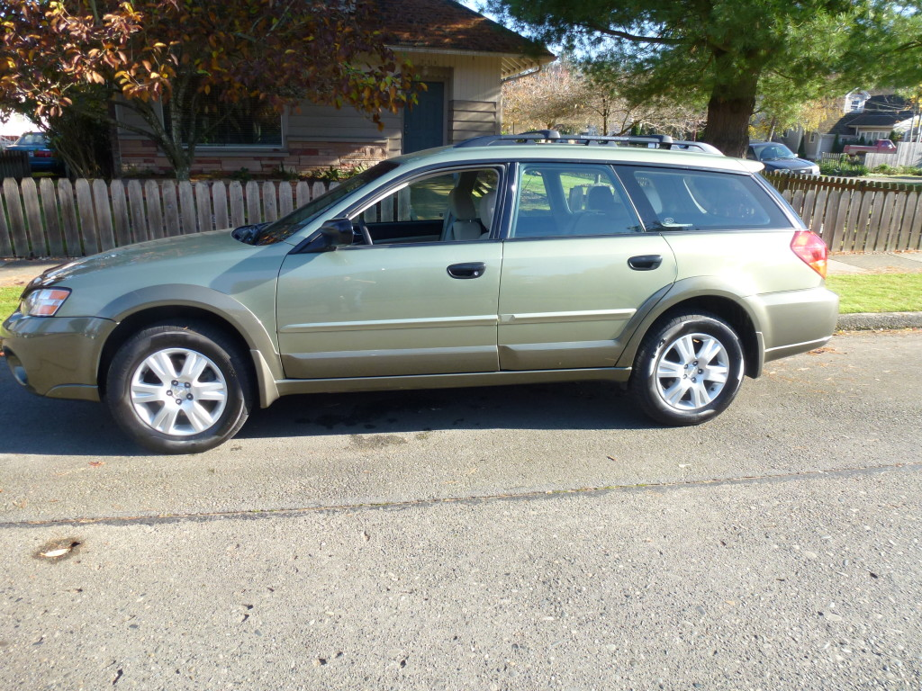 05 & 06 OUTBACK 605