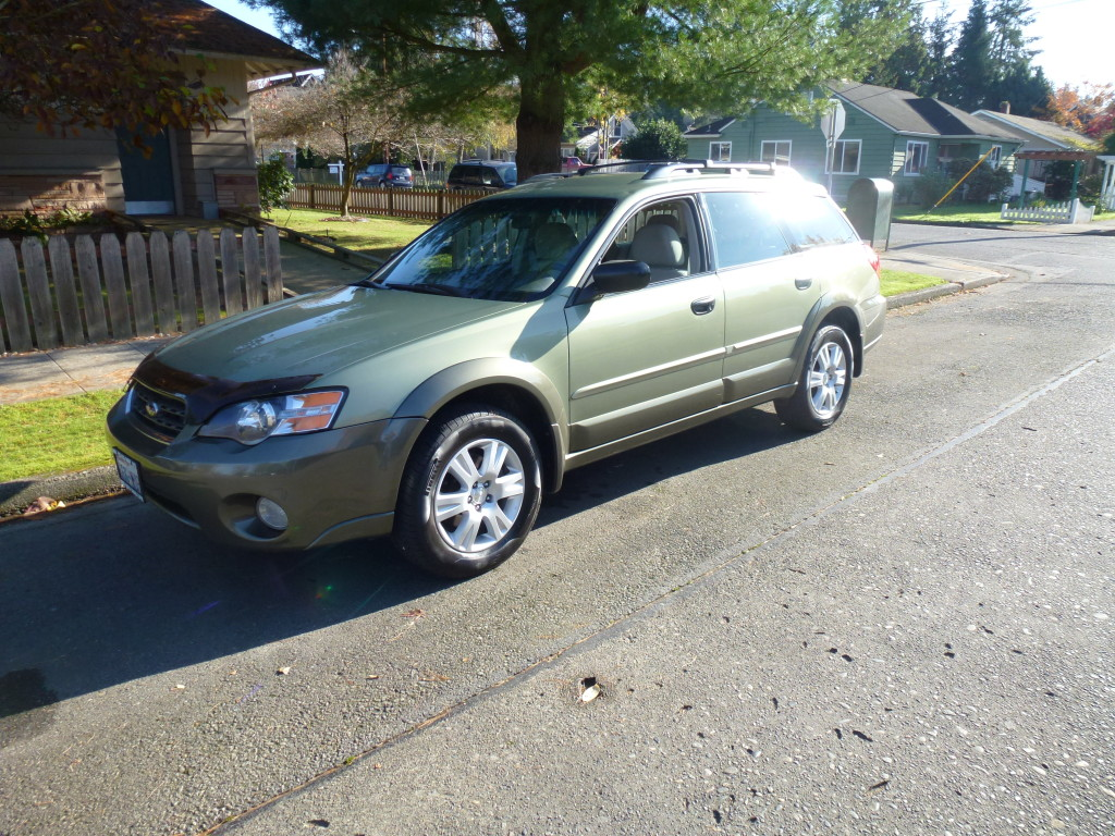 05 & 06 OUTBACK 606