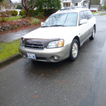 2001 Subaru Outback LL Bean